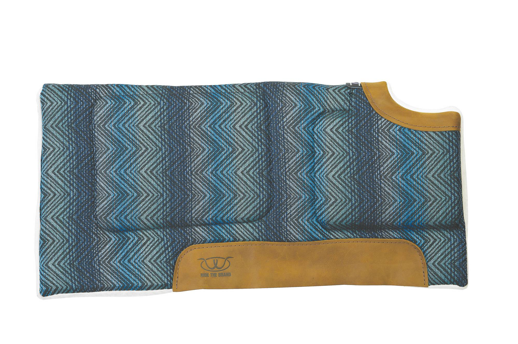 Weaver All Purpose 32x32 Built-Up Cut Back Saddle Pad - H25/H26