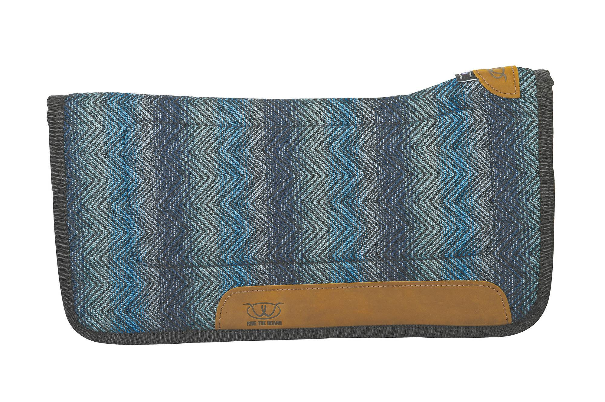Weaver All Purpose 32x32 Tacky-Tack Contour Saddle Pad - H25/H26