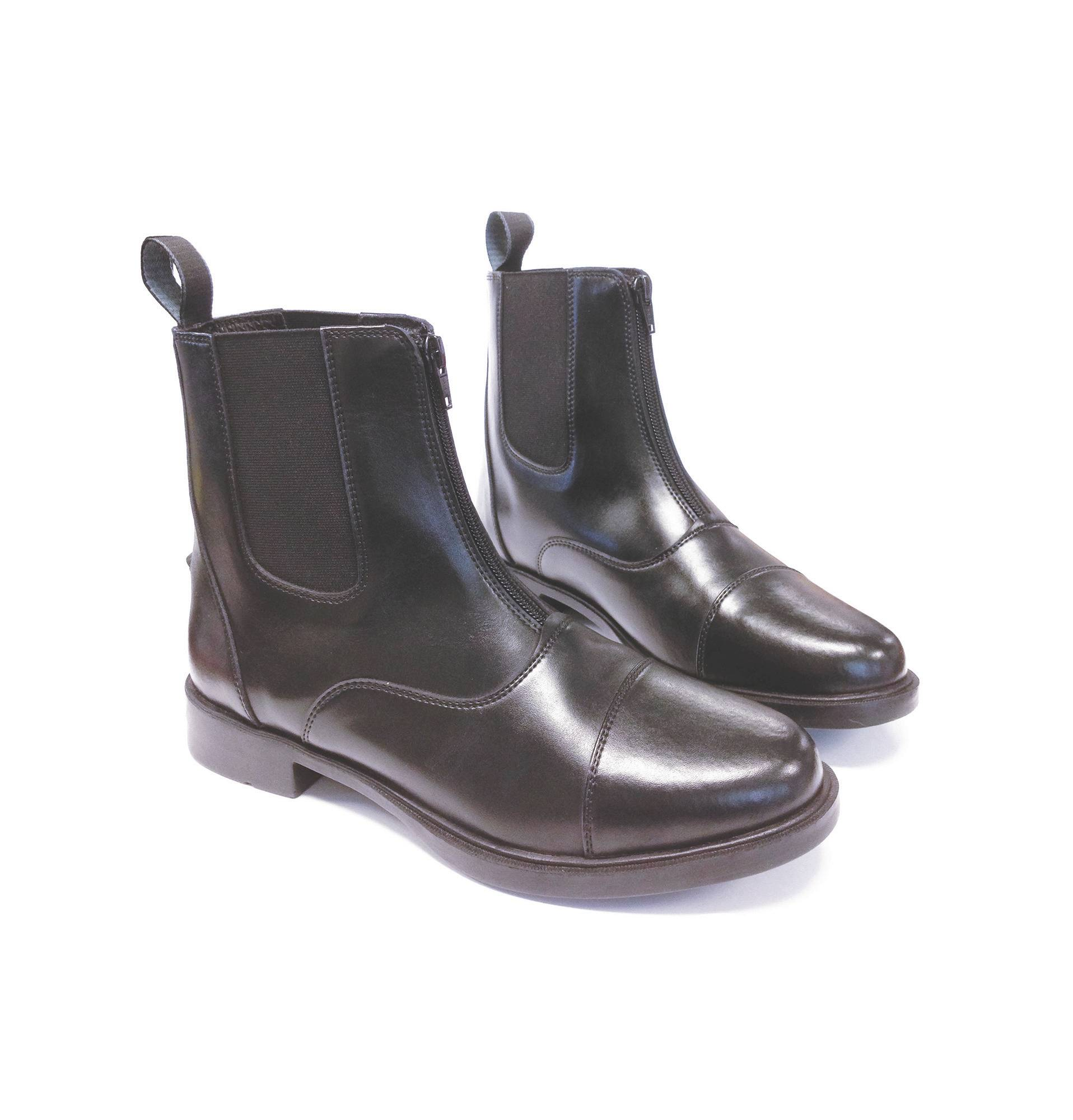 Shires Adult ''Harvies'' Paddock Boots