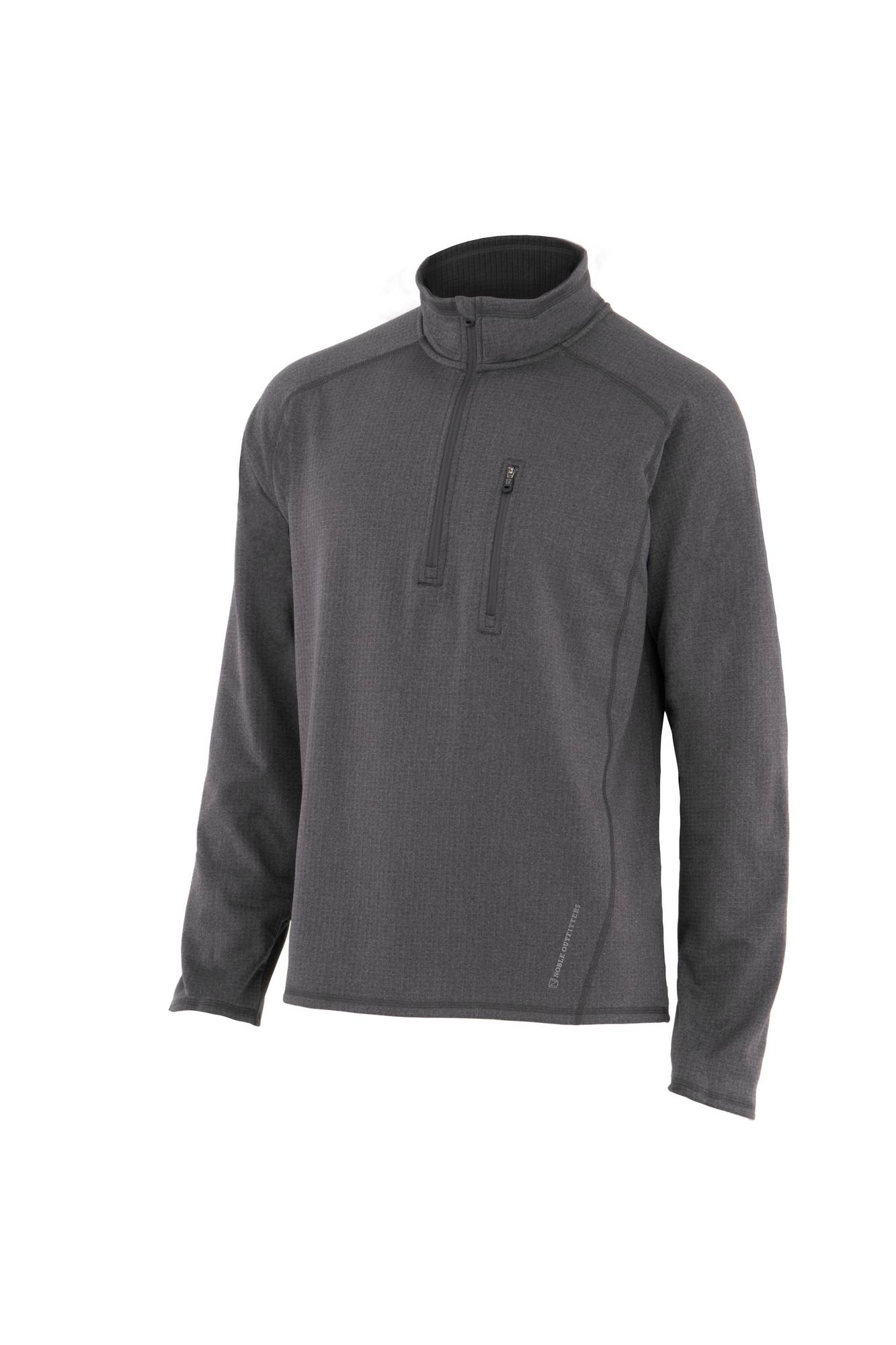 Noble Outfitters Performance 1/4 Zip Mock Shirt - Men