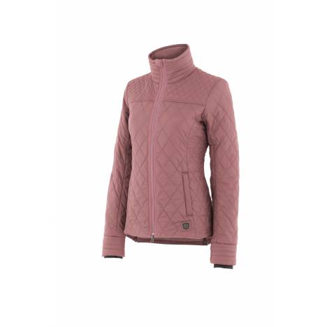 Noble Outfitters Ladies Warmup Quilted Jacket