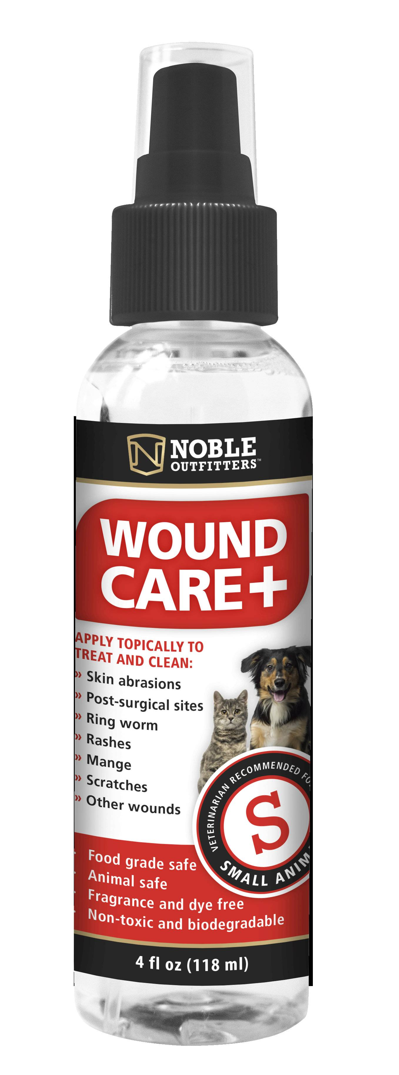Noble Outfitters Wound Care Large Animal Spray - 4oz