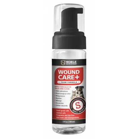 Noble Outfitters Wound Care Small Animal Foam - 5oz