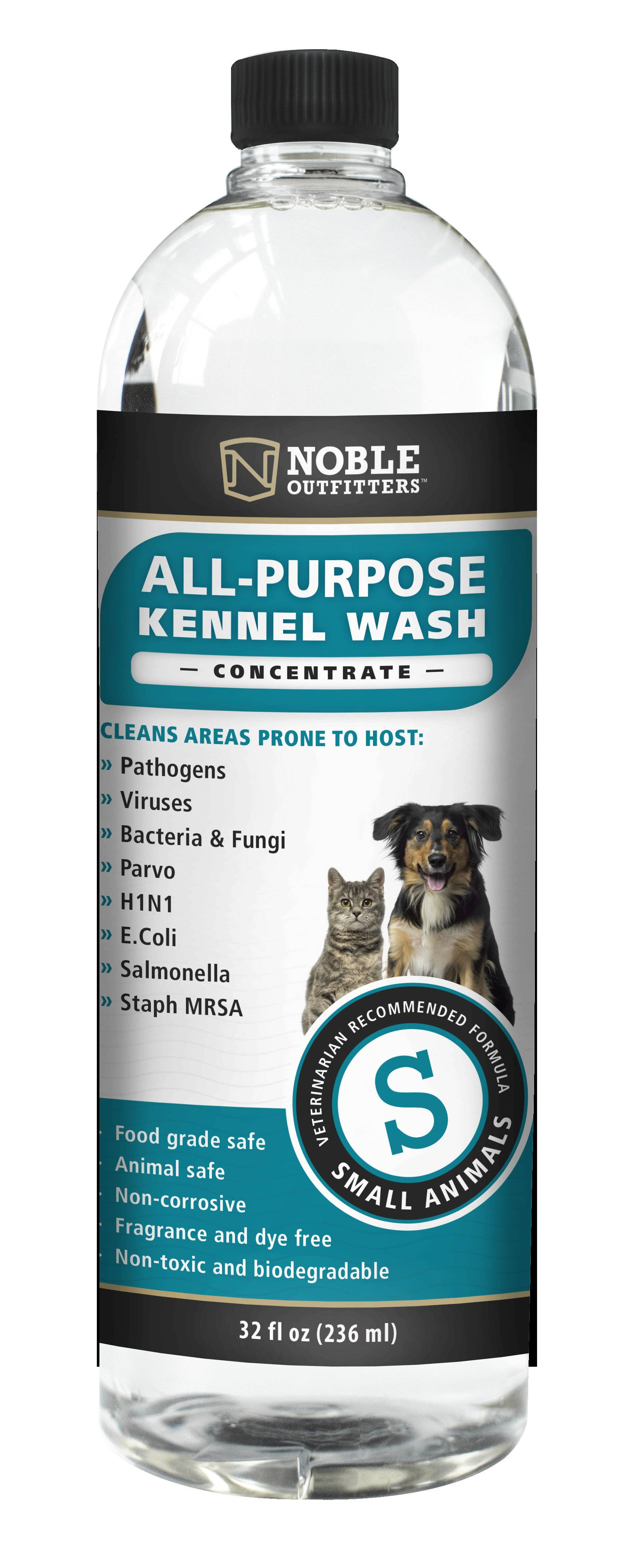 Noble Outfitters All Purpose Kennel Wash - 3oz
