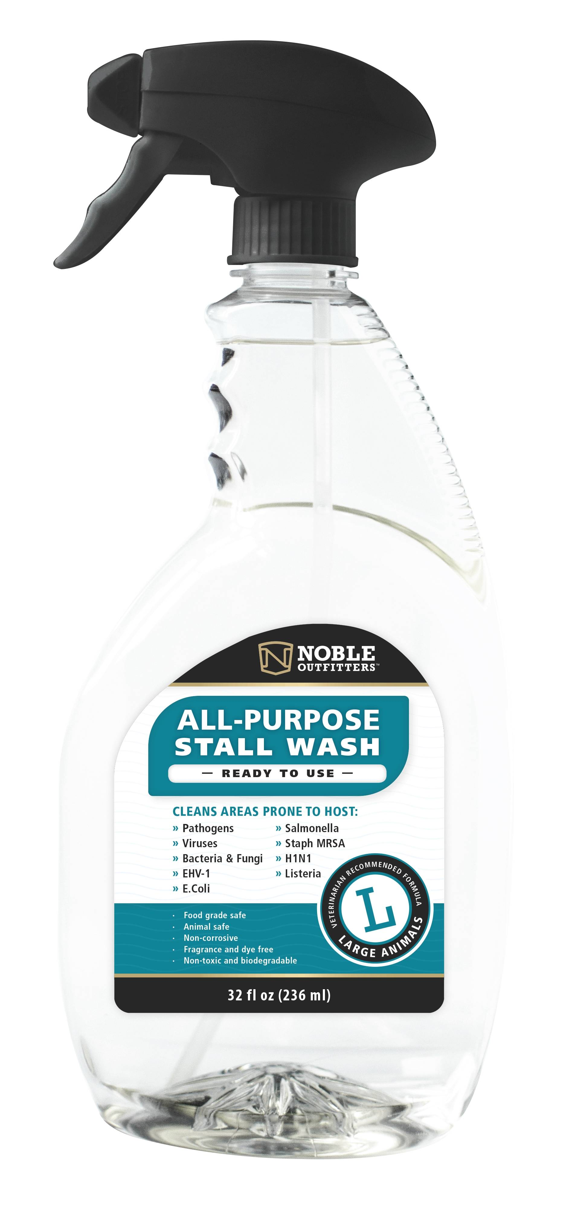 Noble Outfitters All Purpose Ready to Use Stall Spray - 32oz