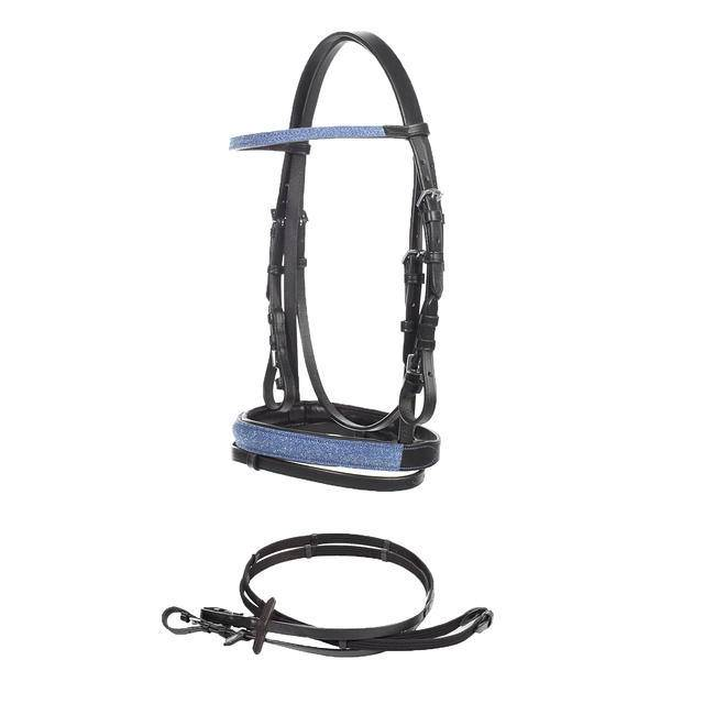 Horze Spirit Ross Bridle with Reins