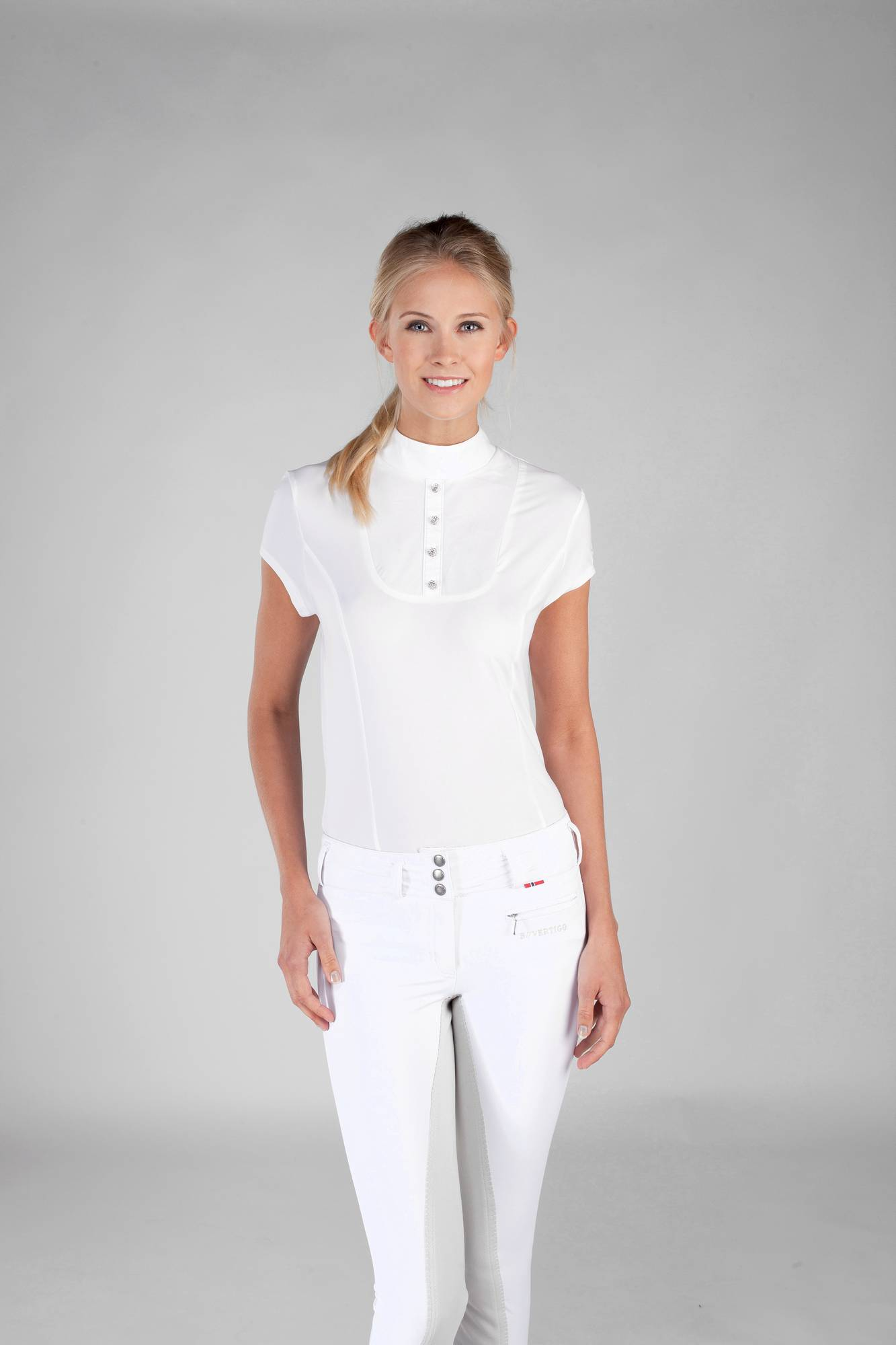 B Vertigo Anne Dressage Competition Shirt - Ladies