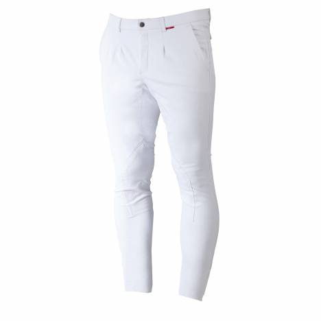 B Vertigo Sander Self Seat Breeches - Mens, Knee Patch