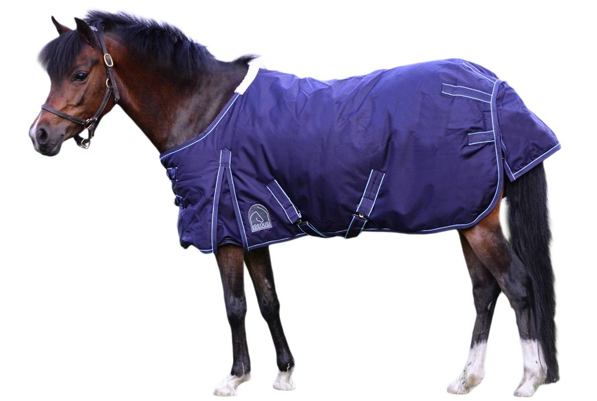 EOUS Pony Turnout - Medium Weight