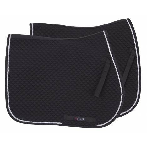 EOUS Diamond Show Saddle Pad - Dressage