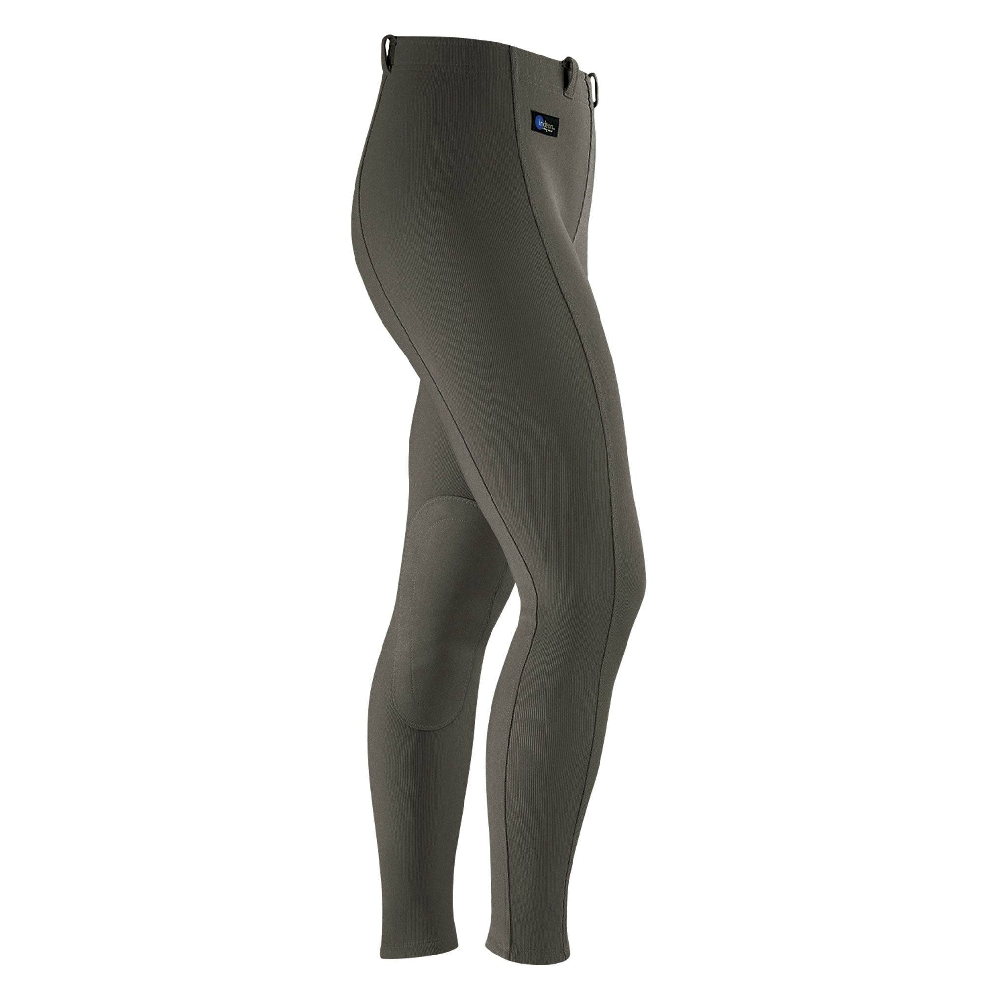 Irideon Cadence Stretch-Cord Knee Patch Breeches - Ladies