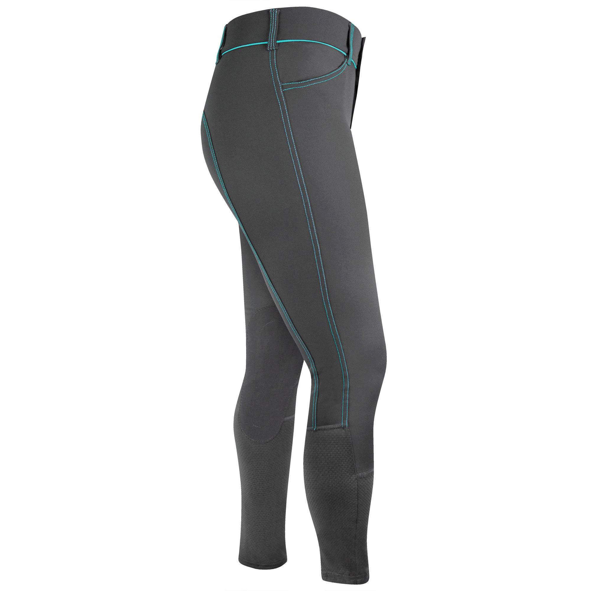 Irideon Zanzibar Breeches - Ladies, Knee Patch