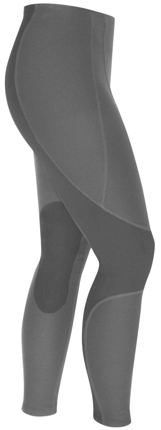 Outlet - Irideon Velocity Tights - Kids, X-Large, Dove Grey