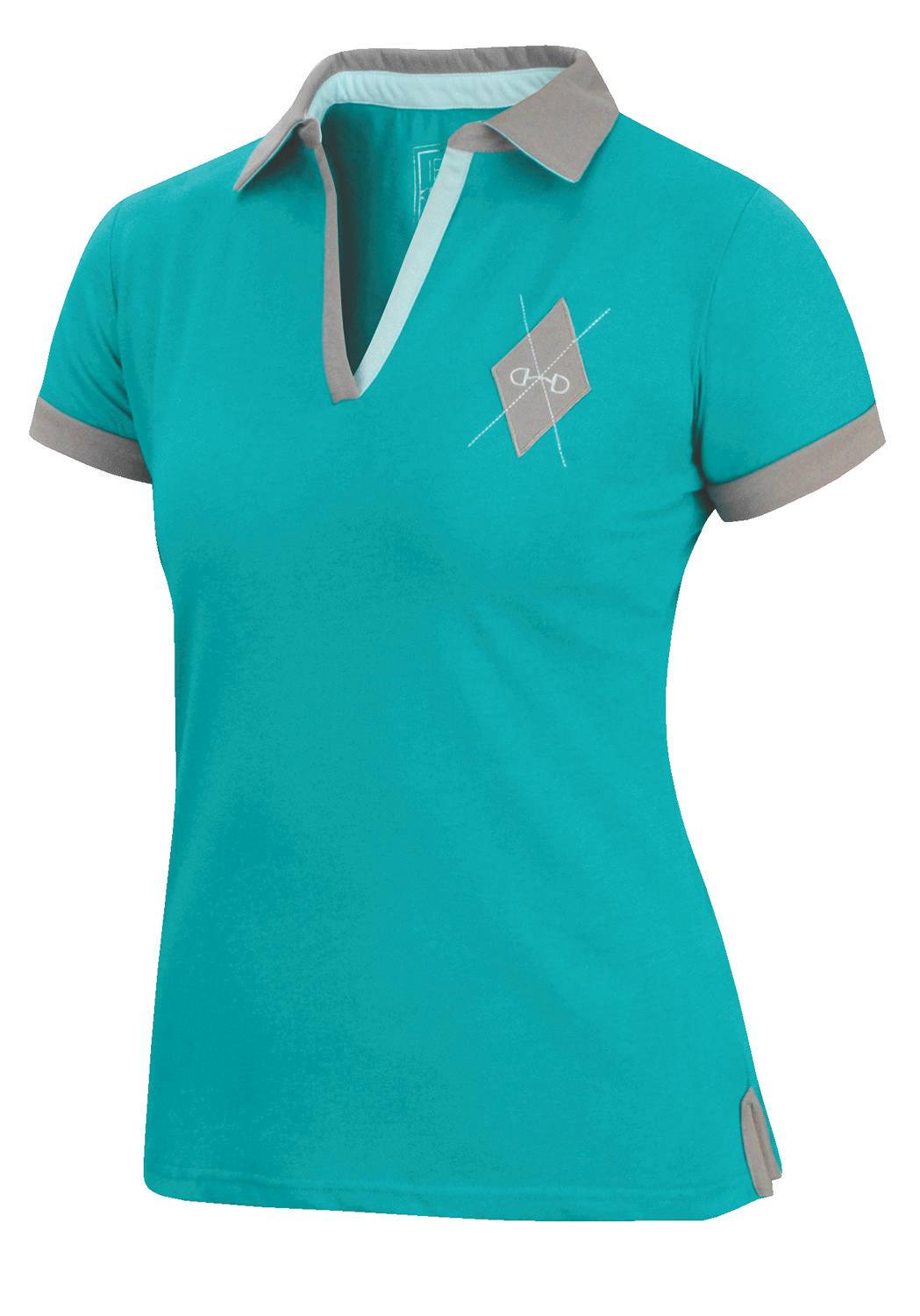 Irideon Argyle Polo Shirt- Kids
