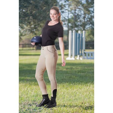 Devon Aire Ladies Granada Mid-Rise Breech
