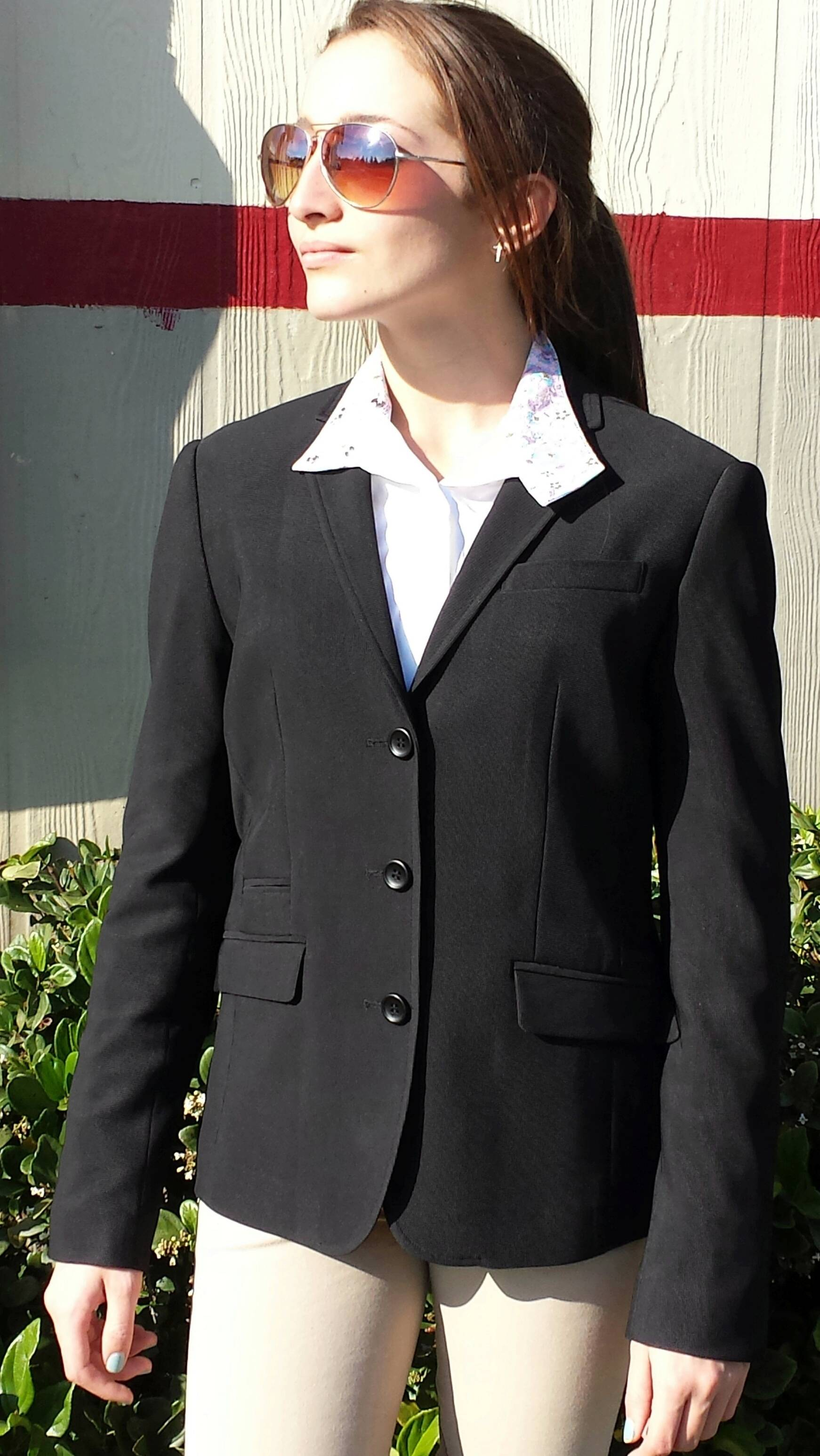 Devon Aire Ladies Signature Technical Show Coat