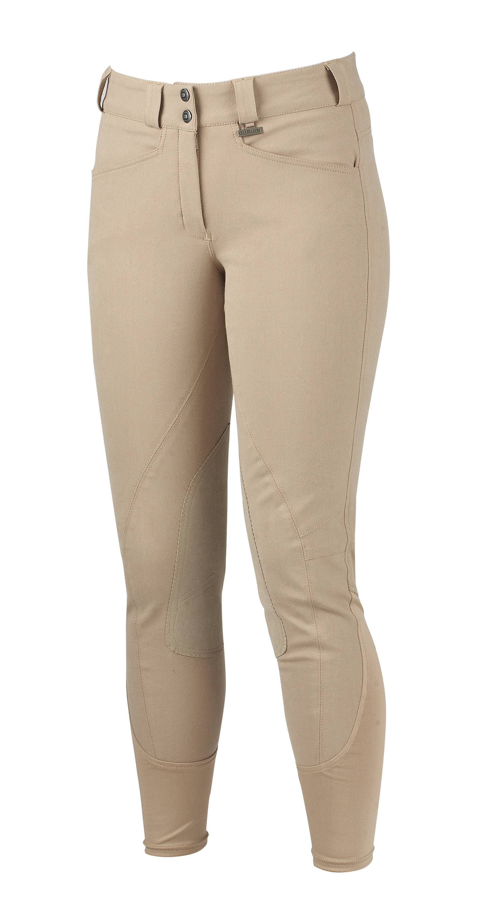 Dublin Performance Slender Breeches - Ladies, EuroSeat