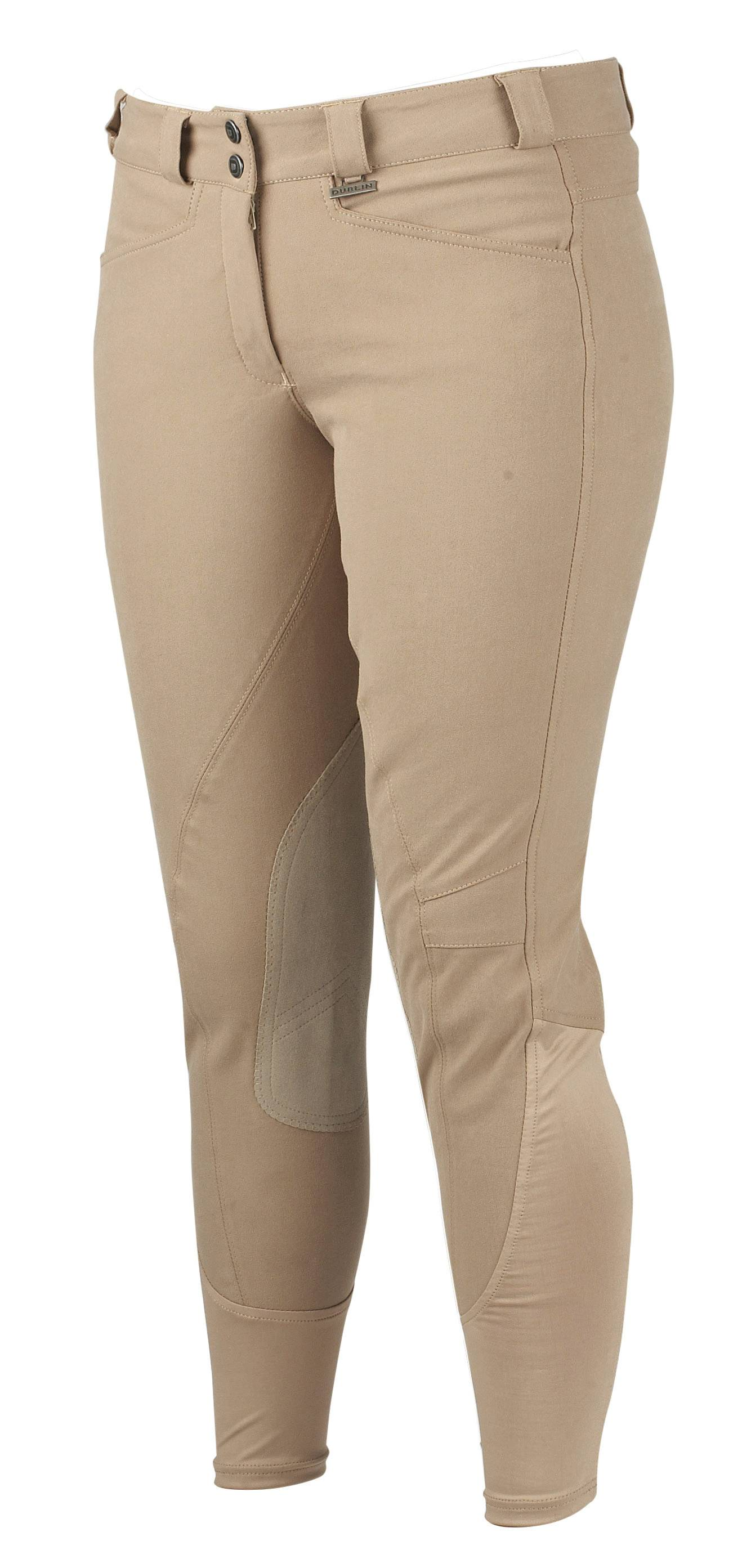Dublin Performance Signature Breeches - Ladies, EuroSeat