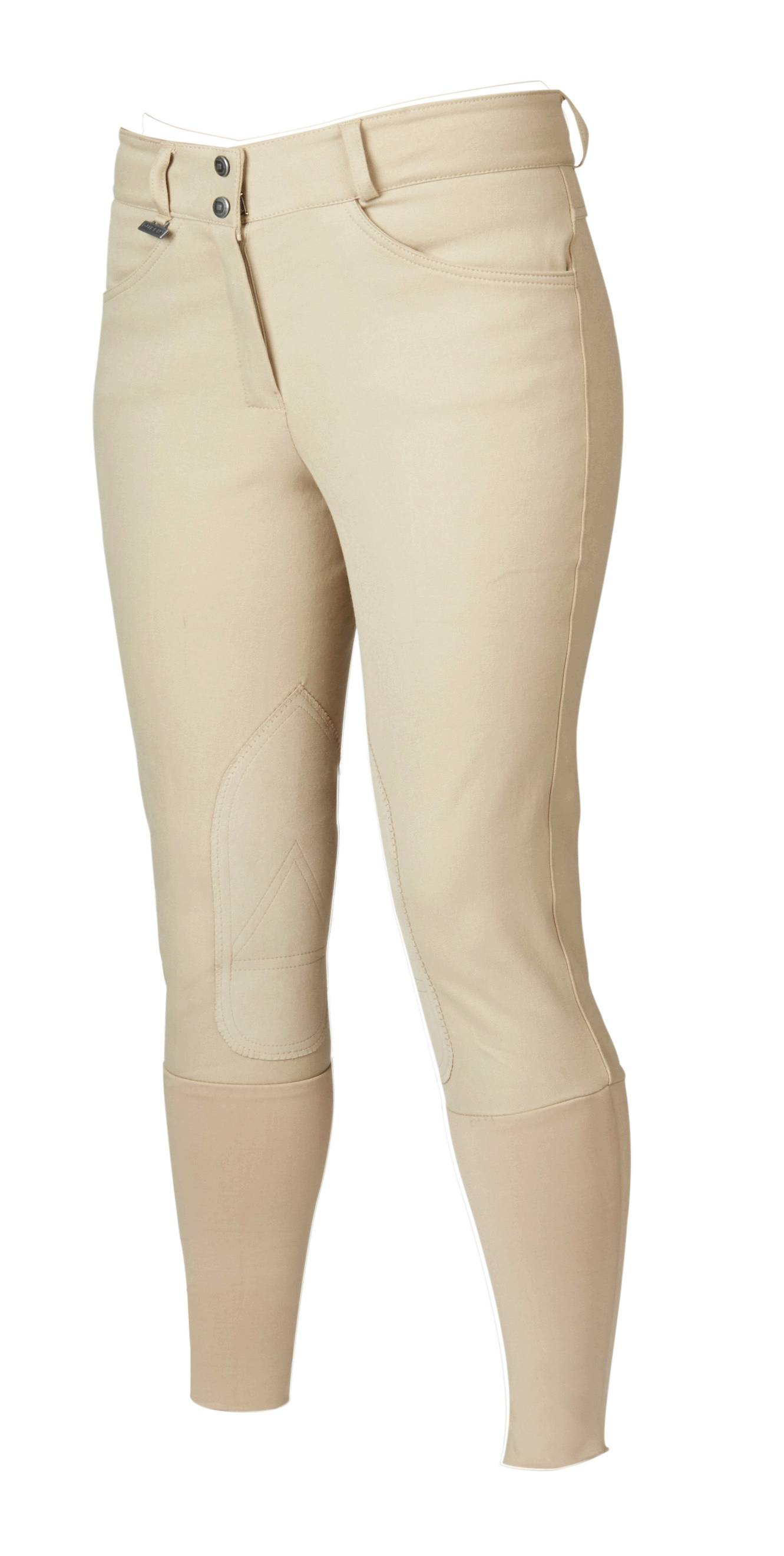 Dublin Active Signature Euroseat Breeches - Ladies