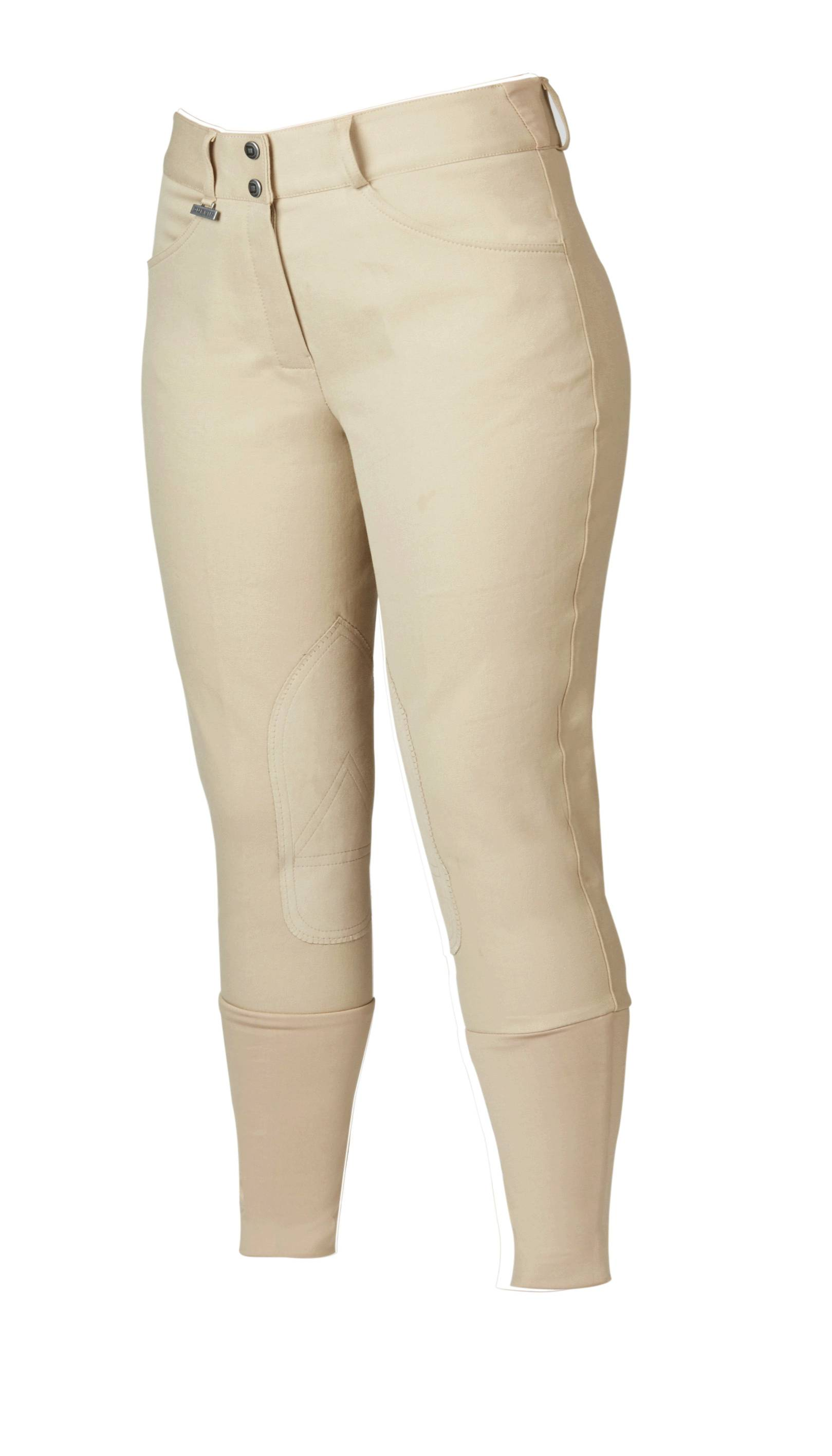Dublin Active Shapely Breeches - Ladies, EuroSeat