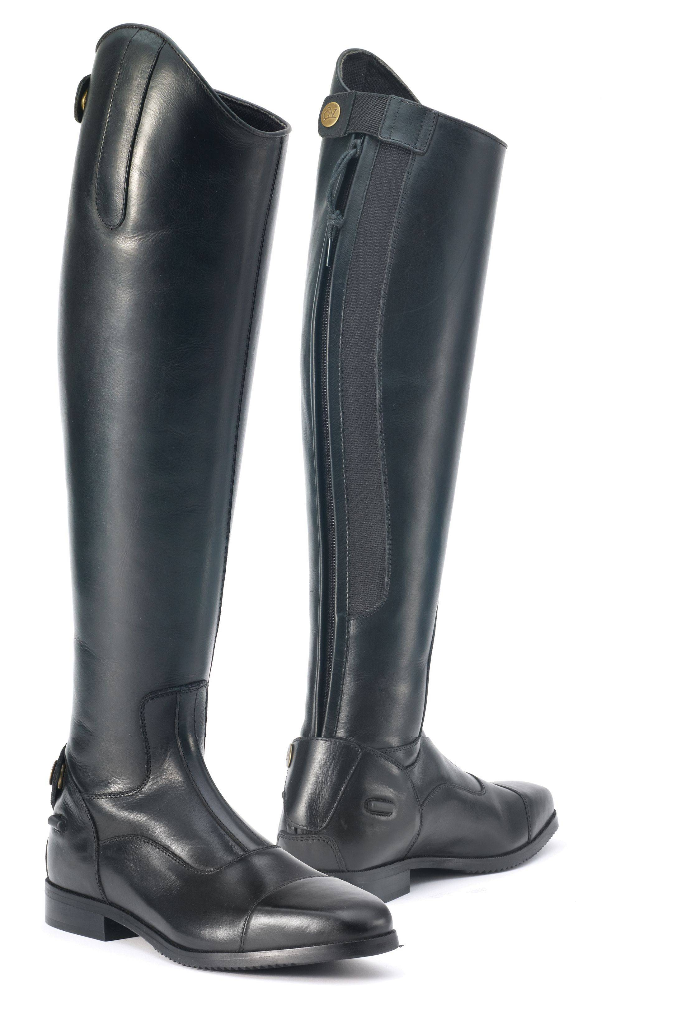 Ovation Olympia Tall Boots - Ladies, Black