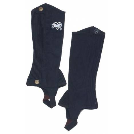 Ovation Heart & Horse Half Chaps - Kids