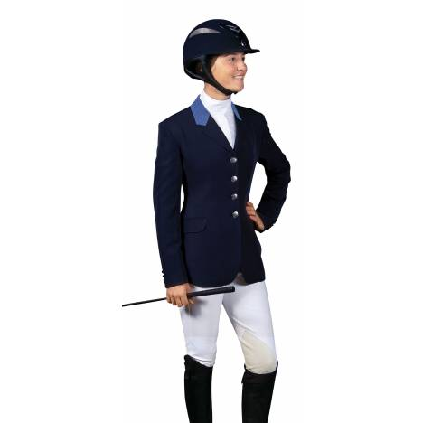 Ovation Performance Side Vent Show Coat - Ladies