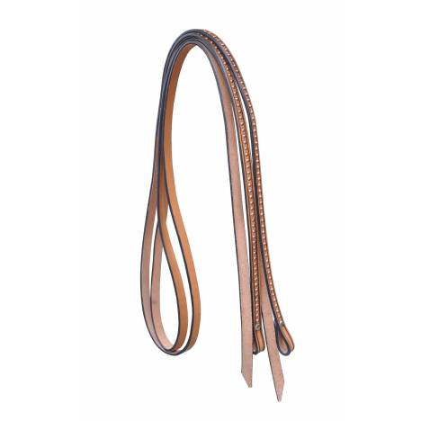 Turn-Two Split Reins - Prairie Rose