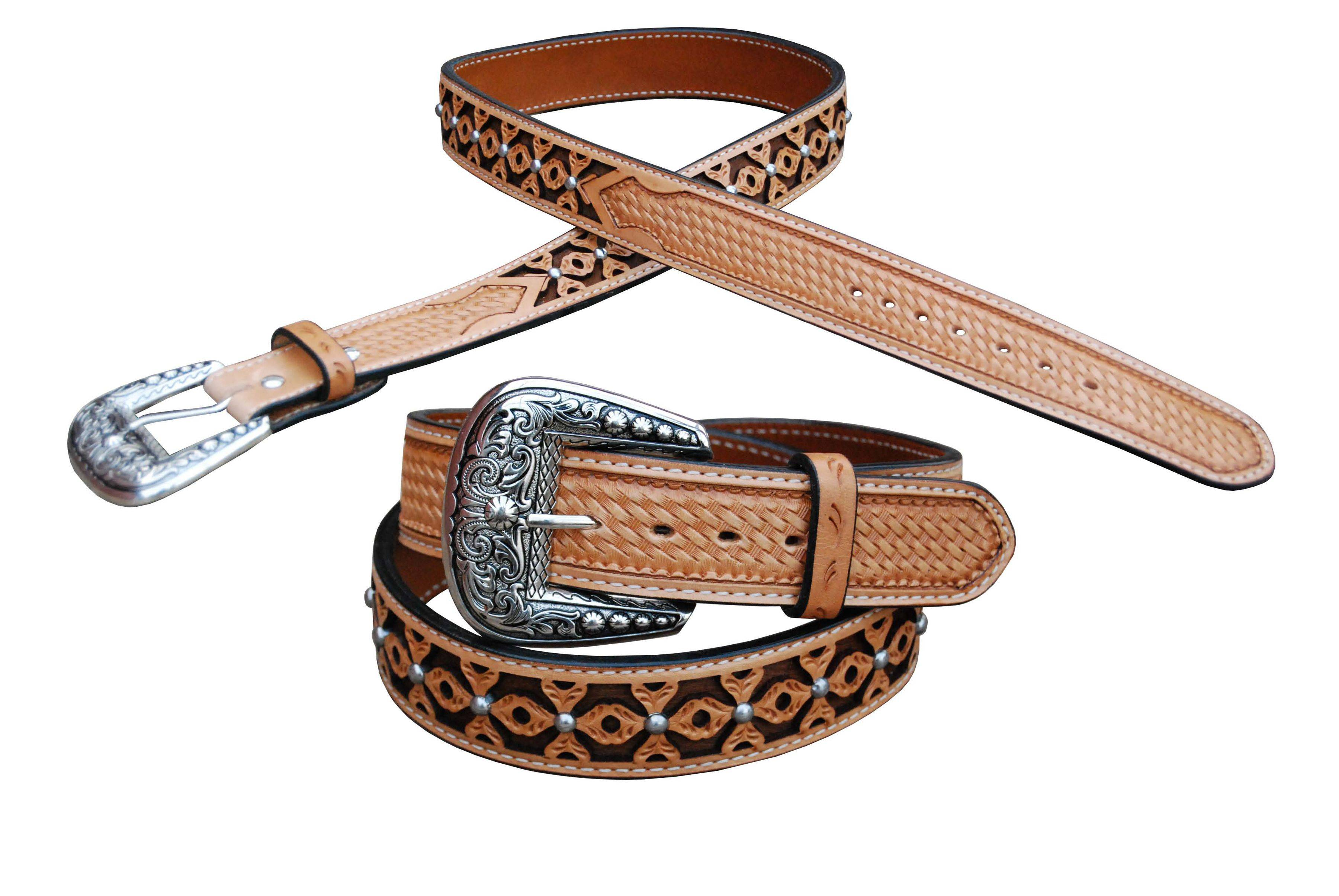 Turn-Two Belt - Ladies, Ponderosa