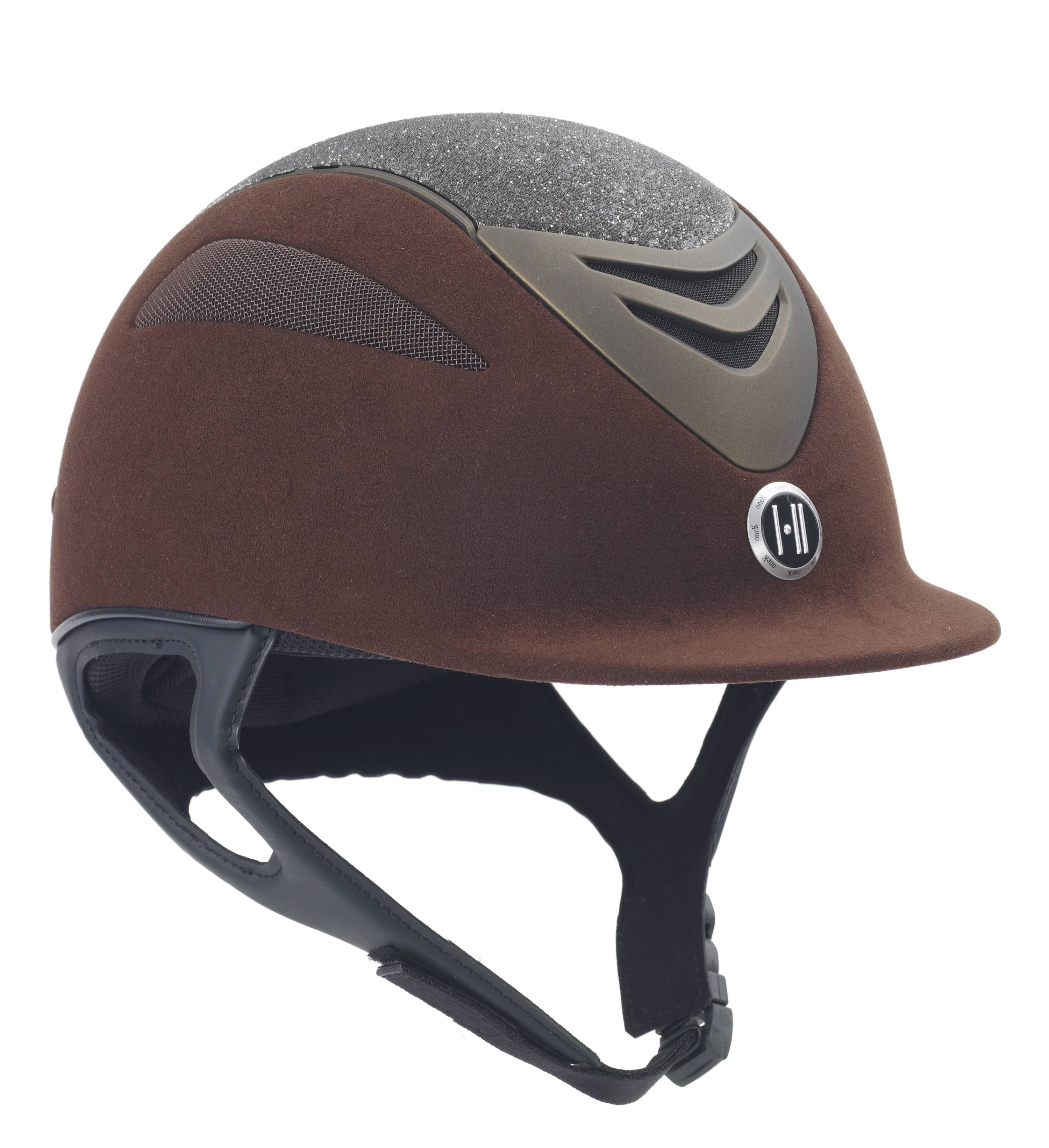 One K Defender Glitter Helmet