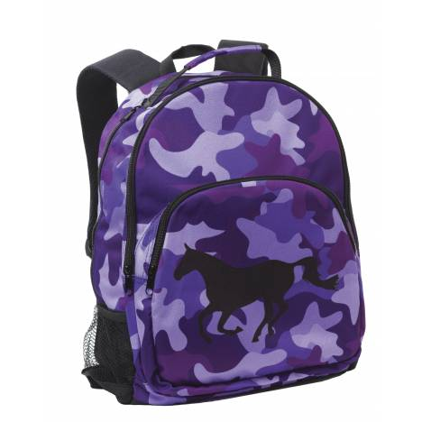 Kelley Camo Back Pack
