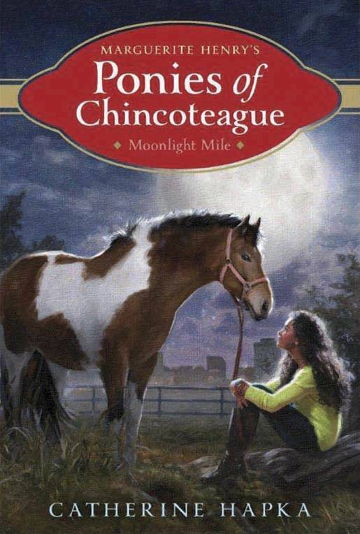 Marguerite Henrys Ponies of Chincoteague: Moonlight Mile