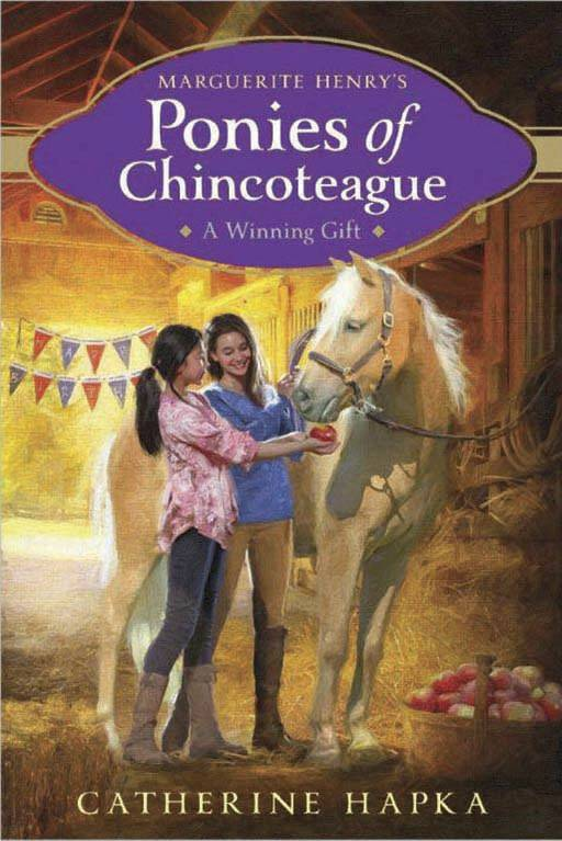 Marguerite Henrys Ponies of Chincoteague: A Winning Gift