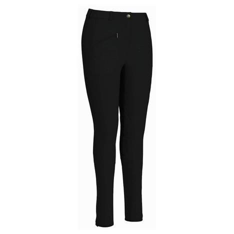 1824 TuffRider Ladies Ribb Plus Size Riding Breeches