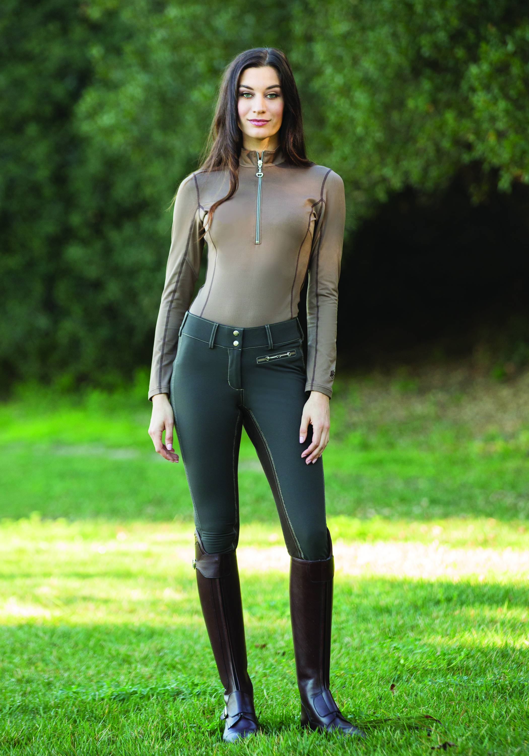 Goode Rider Iconic Breeches - Ladies, Full Seat