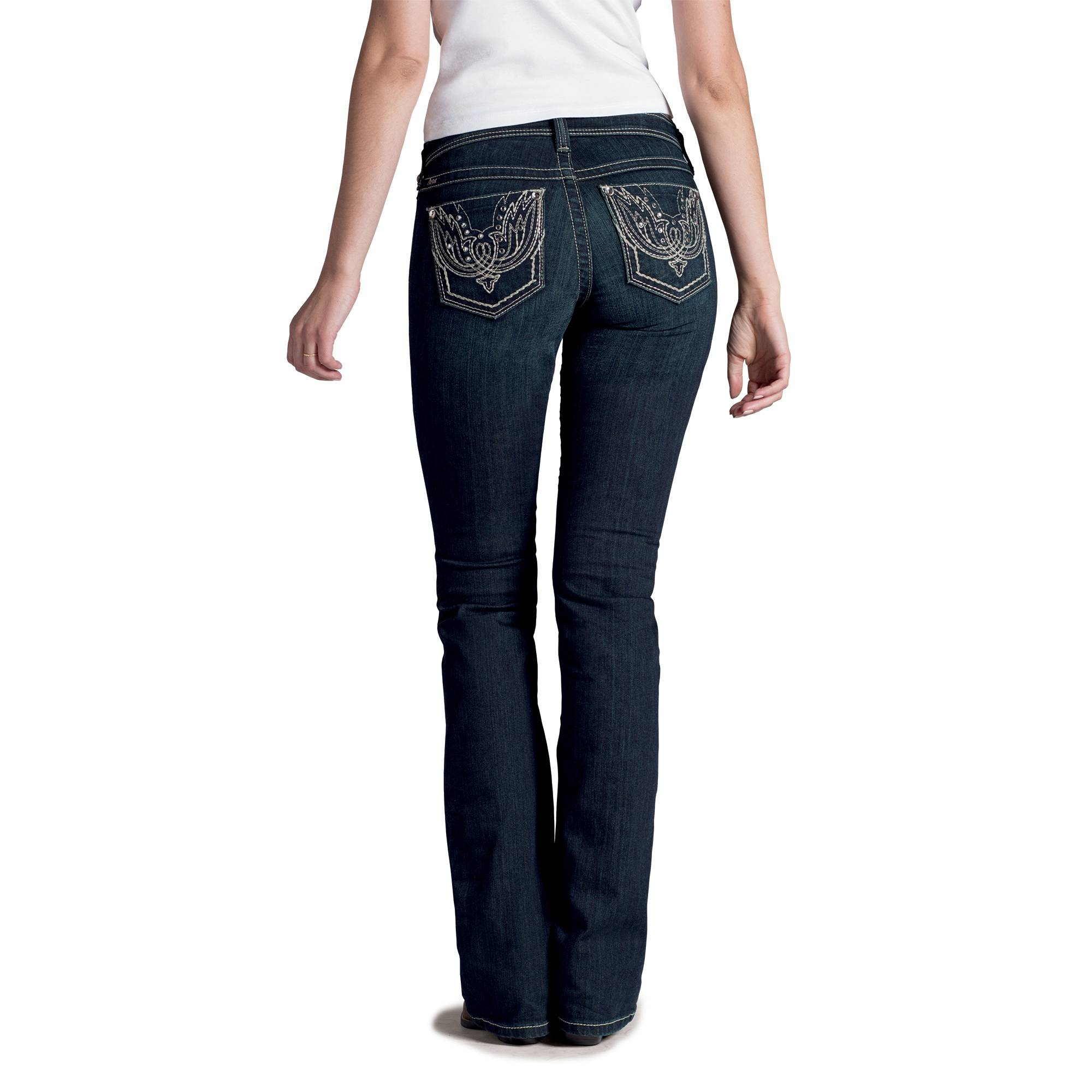 Ariat Turquoise Firebird Jeans - Ladies, Big Sky