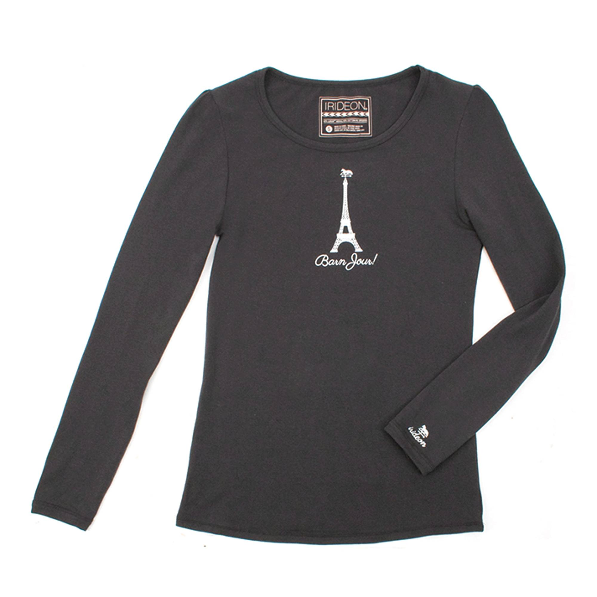 Irideon Barn Jour Long Sleeve Tee - Ladies