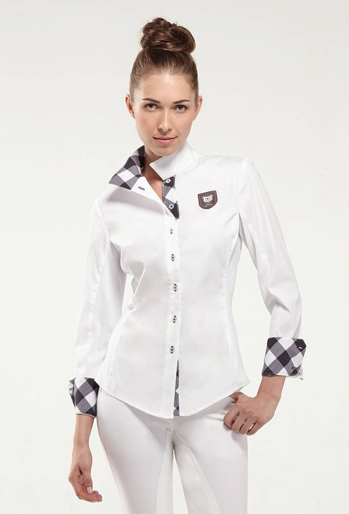 Asmar Long Sleeve Show Shirt - Ladies