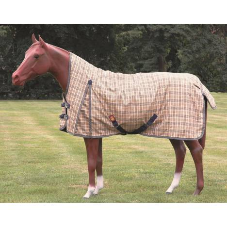 Baker Hi-Neck Turnout Blanket - 200 gr