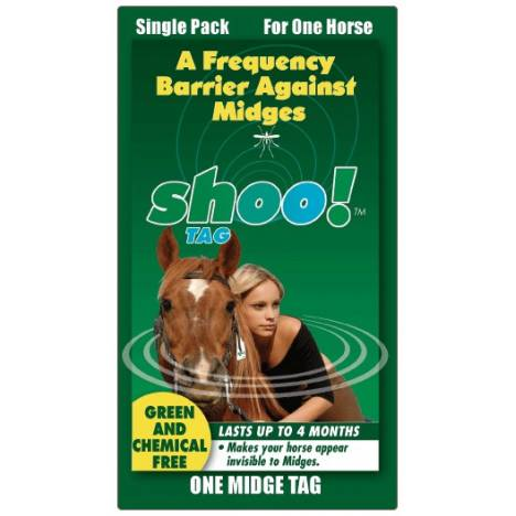 Shoo Tag Horse Fly/Mosquito