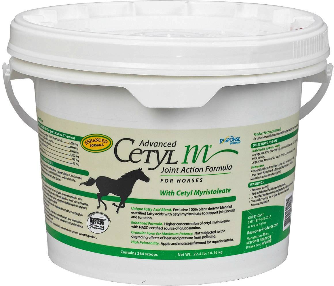 Response Advanced Cetyl M Equine Joint Formula