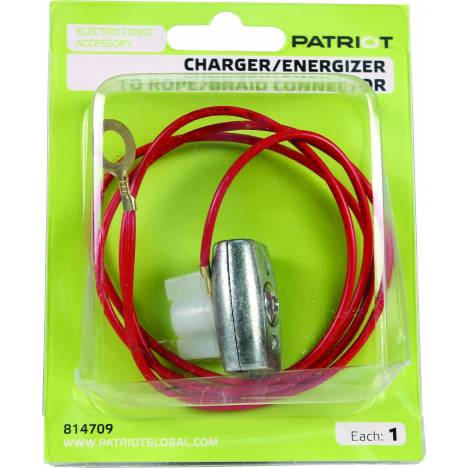 Patriot Charger To Rope/Braid Connector