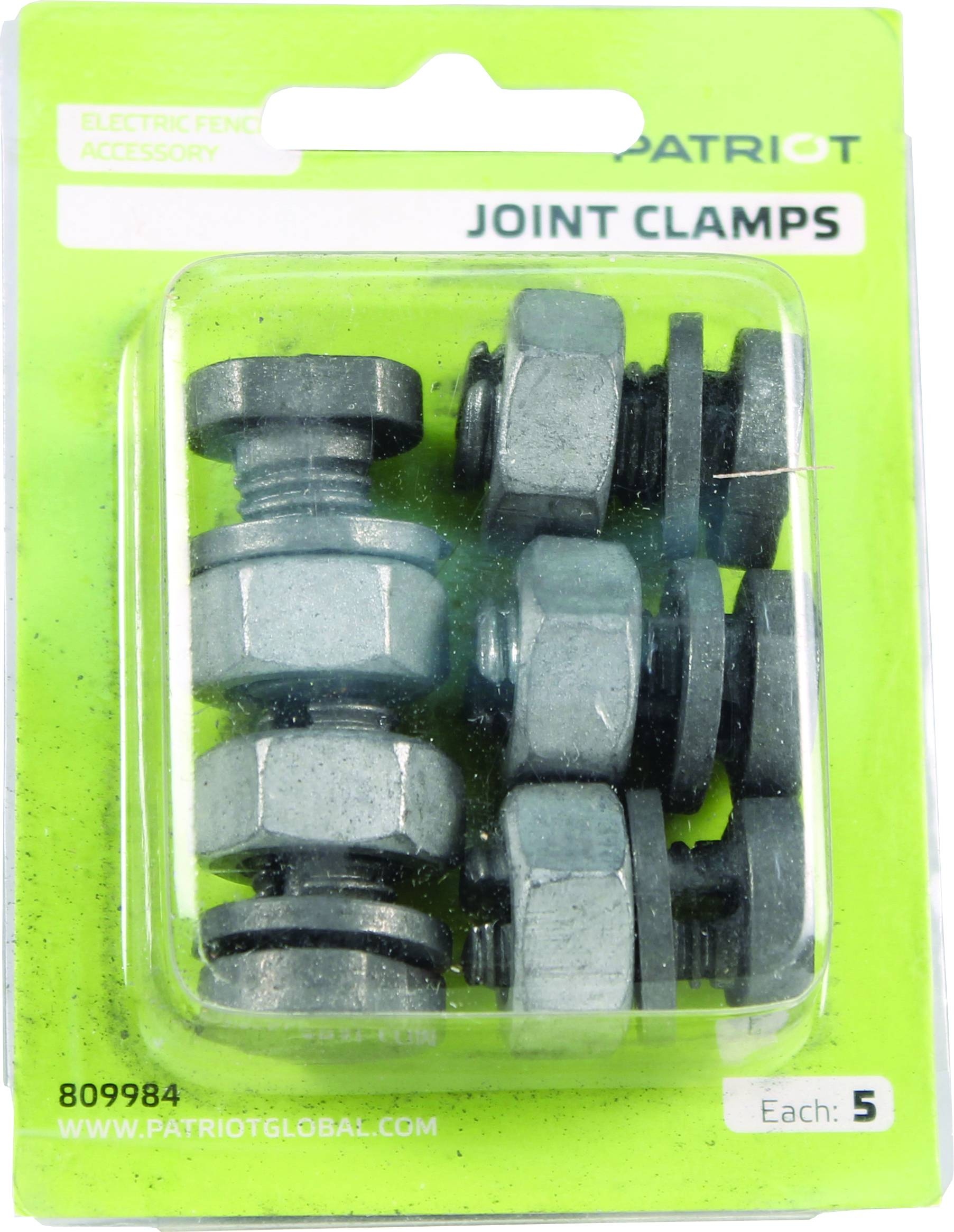 Patriot Joint Clamps