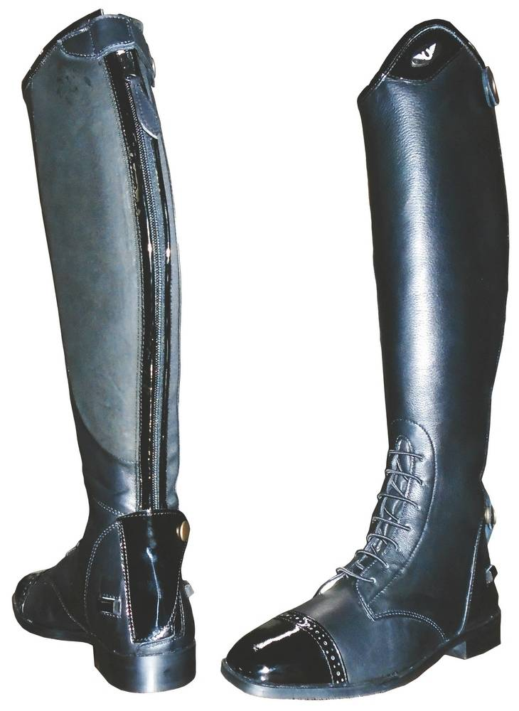 TuffRider ladies Regal Patent Field Boots