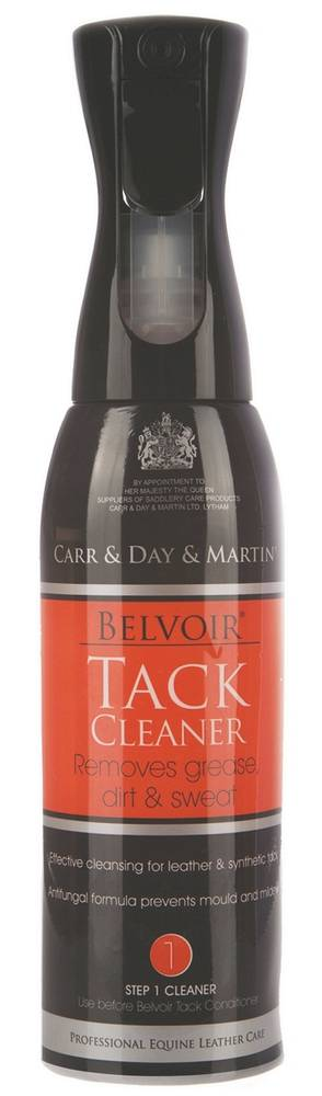 Carr & Day & Martin Belvoir Tack Cleaner 360 Spray