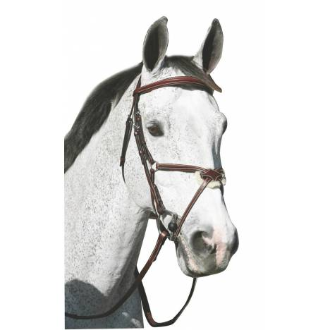 Henri De Rivel Pro Mono Crown Raised Figure 8 Bridle