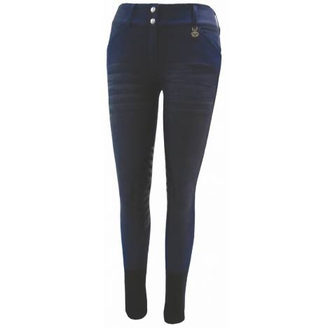 Tuffrider Sierra Denim Breeches - Ladies
