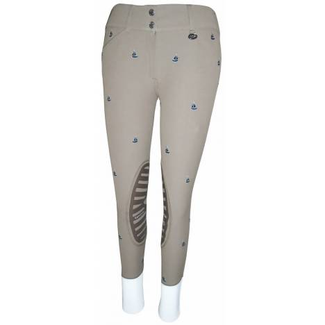 Equine Couture Natasha Boats Breeches - Ladies