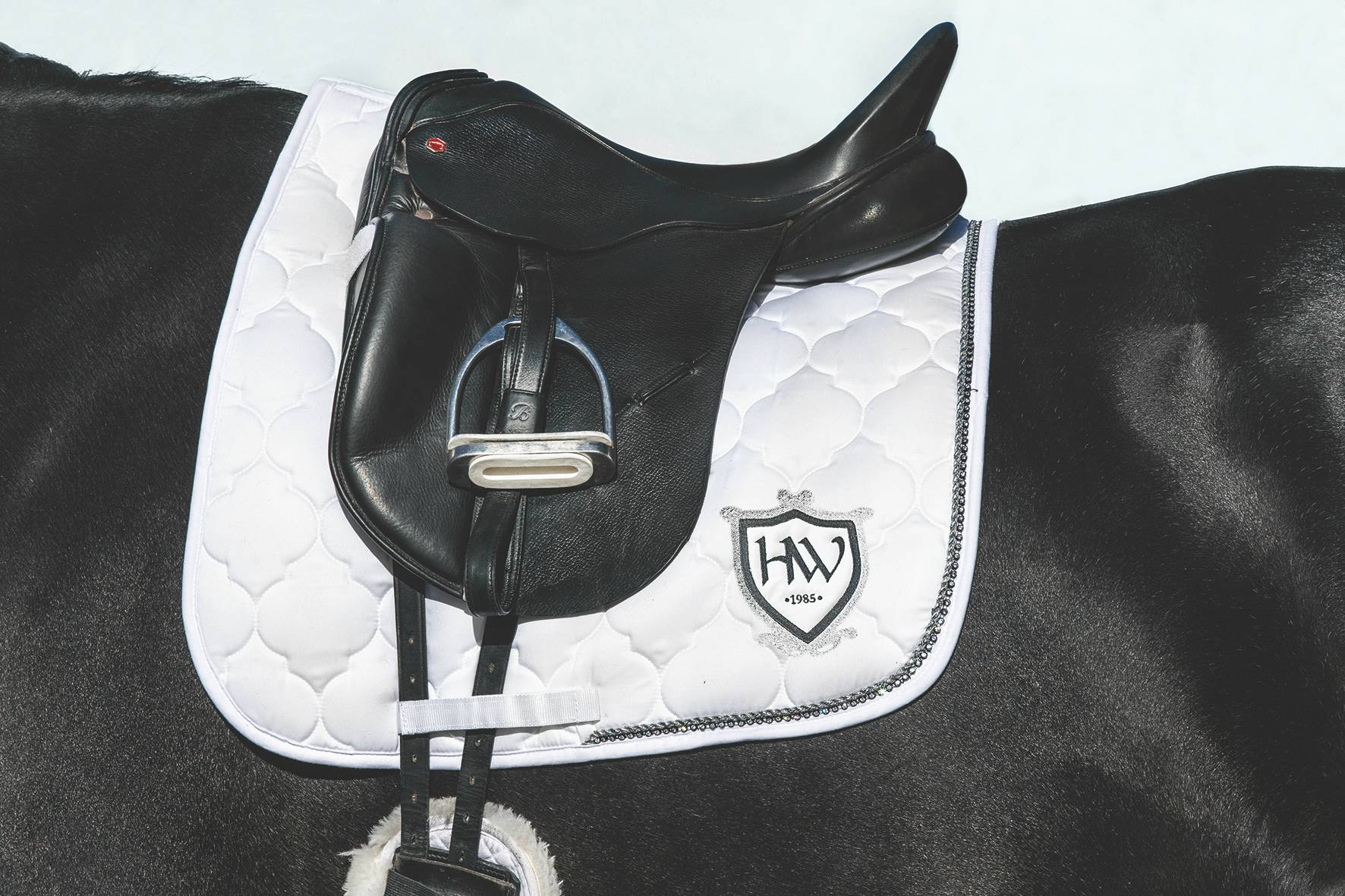 Rambo AP Diamonte Saddle Pad