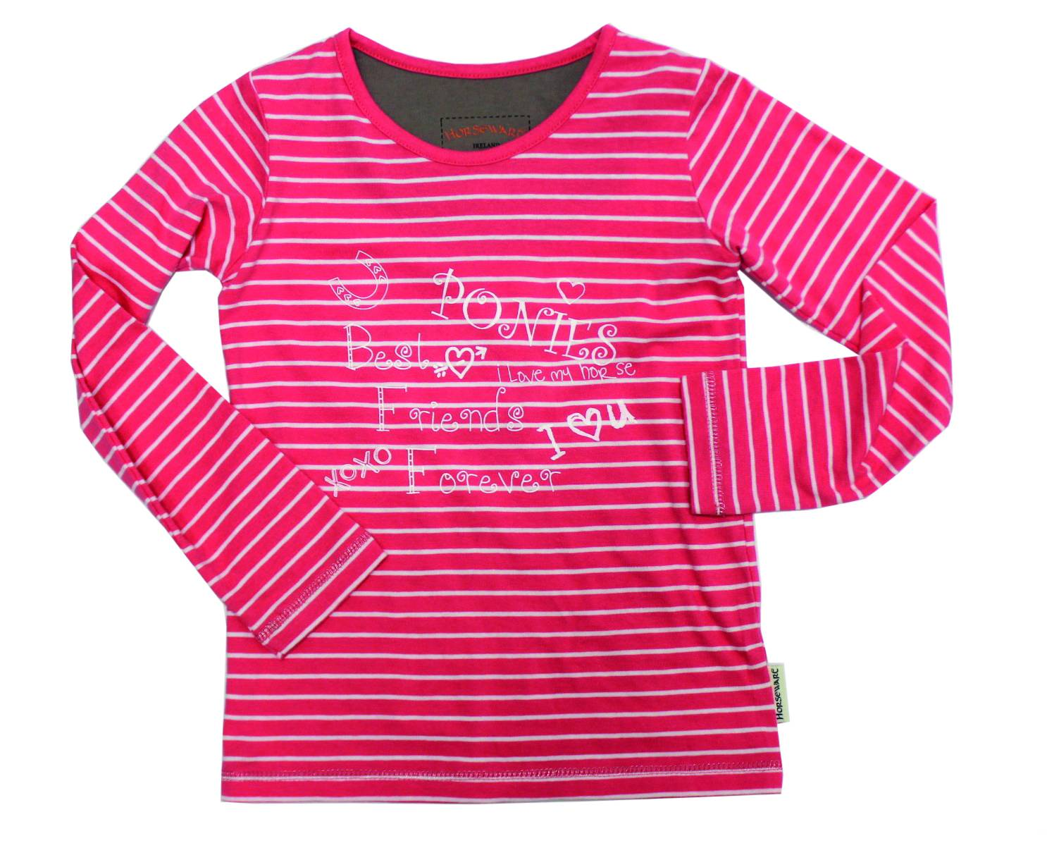 Horseware Long Sleeve Top - Girls